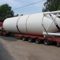GPW-Transport Piotr Gędek - Transport międzynarodowy Żyrzyn