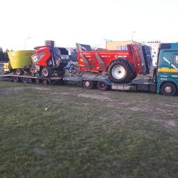 Pomoc Drogowa Garwolin Roman Maszkiewicz - Transport ciężarowy krajowy Garwolin