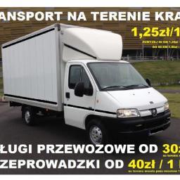 USLUGI TRANSPORTOWE ''RADEMENES'' - Firma transportowa W艂oc艂awek