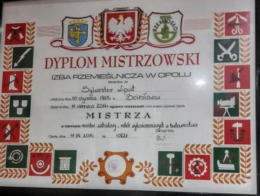 """""""LIPUT- Remonty"""" Sylwester Liput - Ocieplanie budynków Głogówek"""