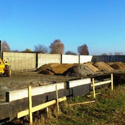 Usługi betoniarskie, ściany, płyty, fundamenty