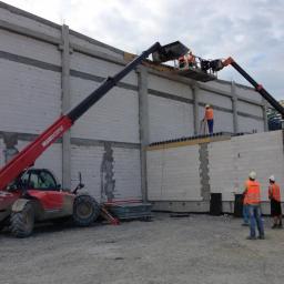 Kompleksowa obsługa inwestycji budowlanych, budowa obiektów pod klucz