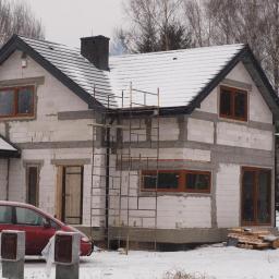 Domy murowane Otrębusy 3