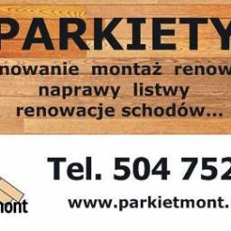 Parkietmont - Posadzki Częstochowa