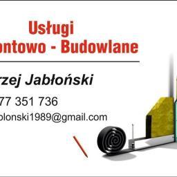 Usługi budowlane Andrzej Jabłoński - Architekt Jaroslaw