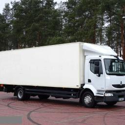 WilMax - Transport samochodów Droszków