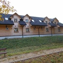 Domy z bali Aleksandrów Łódzki 6