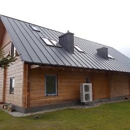 Domy z bali Aleksandrów Łódzki 88