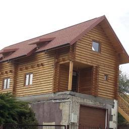 Domy z bali Aleksandrów Łódzki 89
