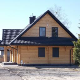 Domy z bali Aleksandrów Łódzki 76
