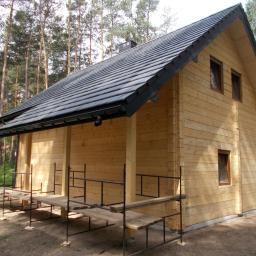 Domy z bali Aleksandrów Łódzki 97