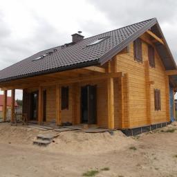 Domy z bali Aleksandrów Łódzki 58