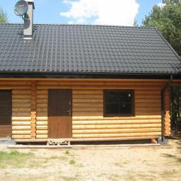 Domy z bali Aleksandrów Łódzki 19