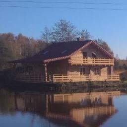 Domy z bali Aleksandrów Łódzki 100