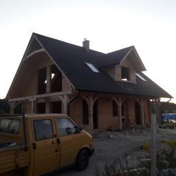 Domy z bali Aleksandrów Łódzki 101