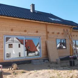 Domy z bali Aleksandrów Łódzki 103