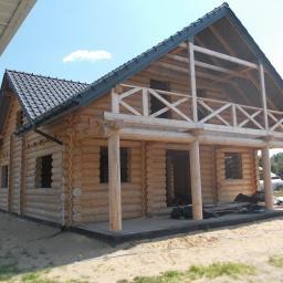 Domy z bali Aleksandrów Łódzki 22