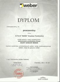"""Zakład Produkcyjno-Usługowo-Handlowy """"DAMA"""" - Windy Wągrowiec"""