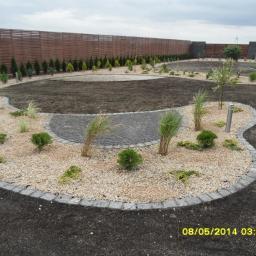 Projektowanie ogrodów Cierpice 16