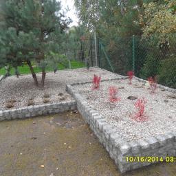 Projektowanie ogrodów Cierpice 13