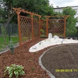 Projektowanie ogrodów Cierpice 15