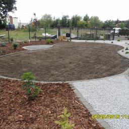 Projektowanie ogrodów Cierpice 11