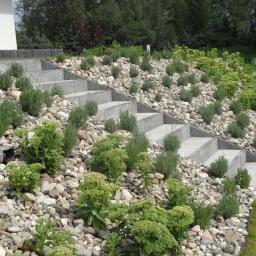 Projektowanie ogrodów Cierpice 4