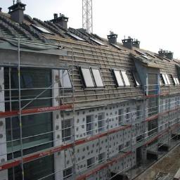 PRODACH Ciesielstwo-Dekarstwo - Stawianie Dachu Brzeg