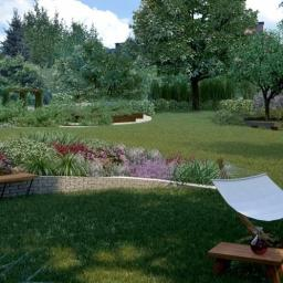Projektowanie ogrodów Kraków 1