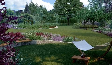 Studio B Projektowanie Zieleni Bogumiła Bulga - Projektowanie ogrodów Kraków