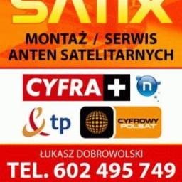 Satix Łukasz Dobrowolski - Serwis RTV Oława