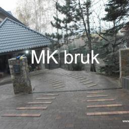 MK PARTNER - Układanie kostki granitowej Kraków