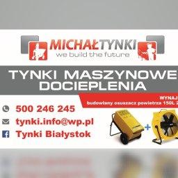 MIKE PLAK - Tynki Maszynowe Gipsowe Białystok     (Ninove)