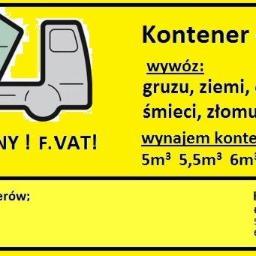 KONTENER-SERVICE - Utylizacja Gruzu Zgorzelec