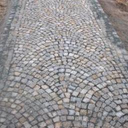 GRANITOBRUK - Układanie kostki granitowej Wrocław