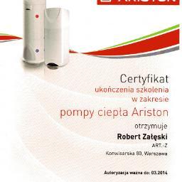 Pompy ciepła Warszawa 15