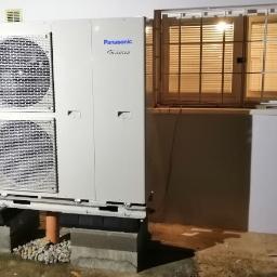 Panasonic Aquarea powietrze-woda, 16 kW, T-CAP.