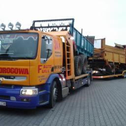 P.H.U AUTO-FULL DANIEL GOŁĘBIECKI - Transport ciężarowy krajowy Brańsk