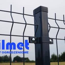 DIILMET - Montaż Ogrodzenia z Siatki Działyń