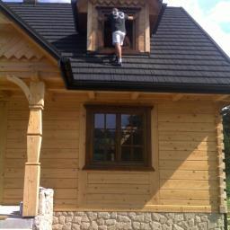EL-PATRO Usługi remontowo-budowlane - Okna drewniane KRAKÓW