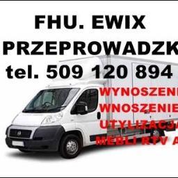 F.H.U EWIX - Transport busem Częstochowa