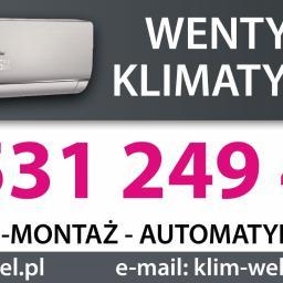 KLIM-WEL - Klimatyzacja Pruszków