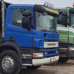 Transport ciężarowy krajowy Bytom