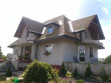 Koszt dachu dwuspadowego 150m2