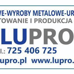 LUPRO Łukasz Trzciński - Maszyny budowlane Kluki