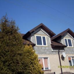 STARBUD - Montaż Pokrycia Dachowego Dziurów