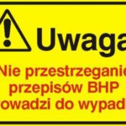 Human Safety & Risk Management Rafał Żywica - Szkolenia BHP Luboń