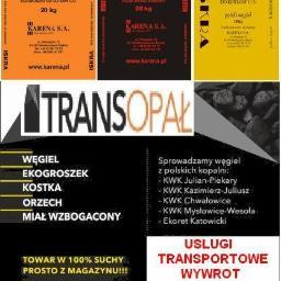F.H.U. Trans-Opał Wojewódzka Małgorzata - Skład opału Skórzec