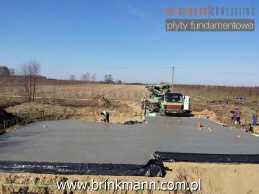 Brinkmann Bodenplatte LLC Sp. K. - Architekt Laszczki
