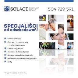 Kancelaria Prawna Solace - Prawo ubezpieczeniowe Gdańsk